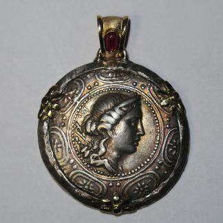 古代ギリシア銀貨